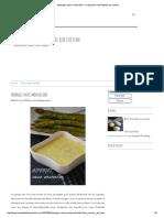 Asperges sauce mousseline - Le blog de C'est Nathalie qui cuisine.pdf