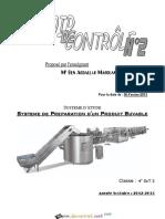 Devoir de Contrôle N°2 - Génie mécanique Système de Préparation d'un Produit Buvable - Bac Technique (2012-2013) Mr Ben Abdallah Marouan.pdf