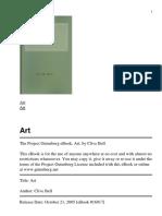 30352557-Art_CLIVE BELL