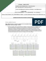 Ejercicios de ensayos de ultrasonido 2020.
