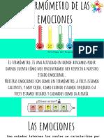 El Termómetro de las emociones (1)