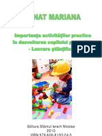 30928270-Importanta-Activitatilor-Practice-La-Prescolari-lucrare-stiintifica