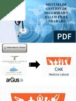CMK Medicina Laboral