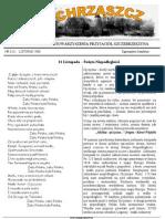 Chrząszcz - Listopad 2006 (nr 8)