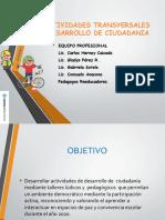 FORMACION CIUDADANA 2020