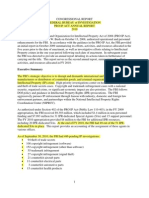 2010 FBI Report on IP Enforcement Actions