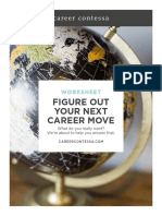Figure Out Your Next Career Move