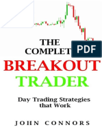 The Complete Breakout Trader Day Trading John Connors