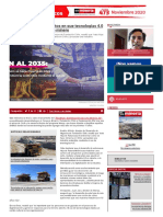 » Roadmap identifica ámbitos en que tecnologías 4.0 contribuirán al desarrollo minero