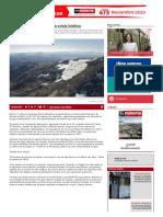 » Gestión del agua en plena crisis hídrica