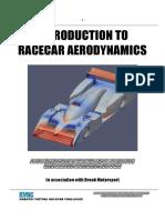 INTRODUCTION TO RACECAR AERODYNAMICS