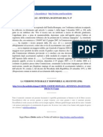 Fisco e Diritto - Corte Costituzionale n 17 2011