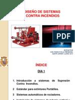 DISEÑO DE SISTEMAS CONTRA INCENDIO