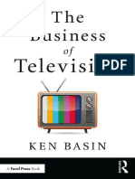 Ken Basin - The Business of Television-Routledge (2018)