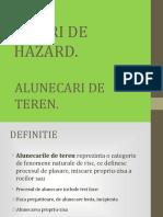 TIPURI DE HAZARD