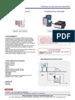 FLUXOSTATO TFR-2-BR Folder
