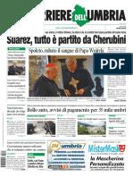Rassegna stampa del 25 settembre 2020 venerdì giornali in pdf