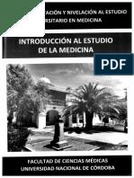 CICLO DE ORIENTACION Y NIVELACION - INTRODUCCION AL ESTUDIO DE LA MEDICINA 2020.pdf
