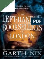 The Left-Handed Bookseller of London by Garth Nix Chapter Sampler