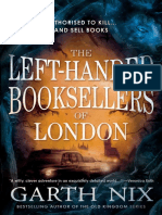 The Left-Handed Booksellers of London by Garth Nix Chapter Sampler