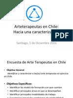 encuestas arte terapia en chile 2019
