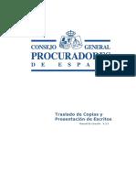 Manual Plataforma traslados ProcuradorTcpe