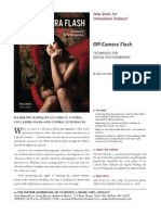 Amherst Media's Off-Camera Flash Techniques for Digital Photographers