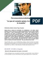 Entrevista Dr. Mario Alonso Puig -LA VANGUARDIA-