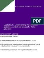 L1_Understanding Value Education