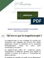 Magnétoscopie N2