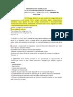 03 - 100 exercícios - COMUNICAÇÃO E COMPORTAMENTO INTERPESSOAL