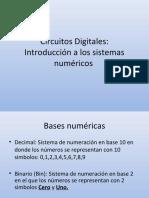 INTRODUCCIÓN A LA ELECTRONICA DIGITAL