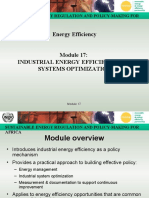 17. Energy Efficiency - Module 17 Presentation