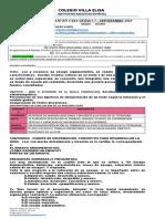 10º- LENGUA CASTELLANA- AMALFI ROMERO