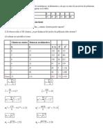 Ejemplo de correlación lineal