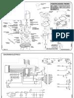 Manual de serviço Panificadora Britania Pprime