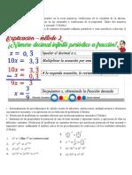 Formulario y resumen según temario