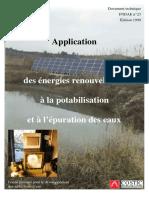 utilisation energies renouvelables AEP et assainissement.pdf