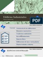 Orientacion de edificios industriales