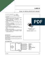 Regulador L4901A