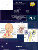 Referat Perbedaan Limfadenitis dan Limfadenopati Colli
