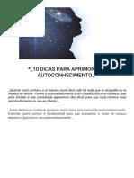 10 DICAS PARA APRIMORAR O AUTOCONHECIMENTO.pdf