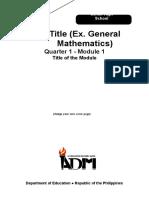 Module-Format-Senior-High