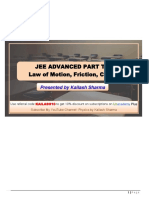 02_Law_of_Motion+Fricton+Circular_JEE_ADVANCED_PART_TEST_TEACHER