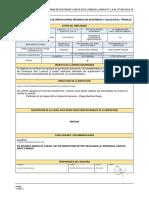 Inspección de EPP y Bioseguridad