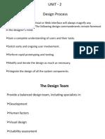 UNIT 2_Design Process