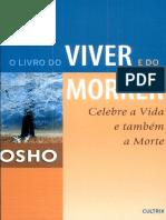 Osho - O Livro do Viver e do Morrer