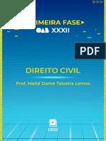 Direito de Família (Prof. Maitê Damé)