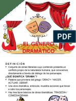 SESIÓN N° 30 - EL GÉNERO DRAMÁTICO.pptx