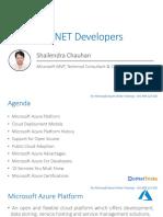 Unlimited Microsoft Azure Certification Training   Azure Developer Tutorial   Dot Net Tricks